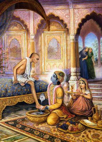 Greatness of Krishna