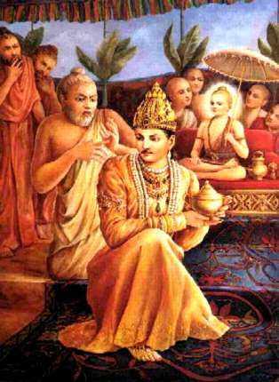 satya-vaak-paripaalanam of Bali